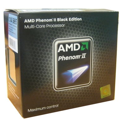 Amd Phenom Ii X4 965 Am3 34ghz 8mb Black Edition