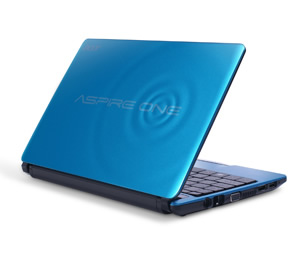Acer Aspire One D270 N2600 1gb 320gb 3c 10 Azul