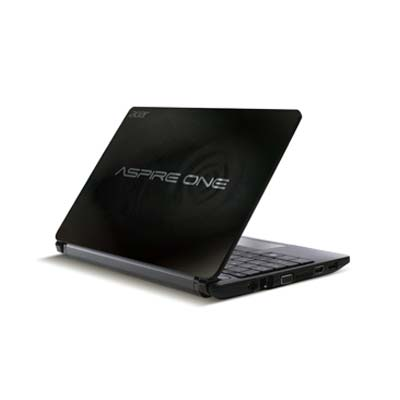 Acer Aspire One D270 N2600 1gb 320gb 3c 10 Negro