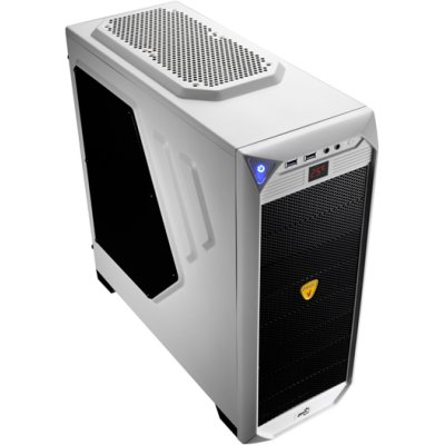Aerocool Caja Semitorre Vs9 2 White Window