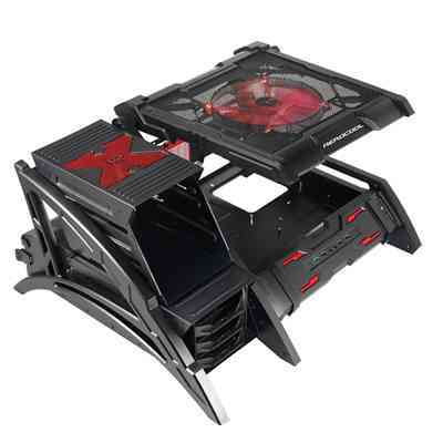 Aerocool Caja Strike-x Air Open