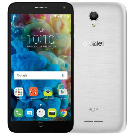 Alcatel POP 4 5051D 5 8Gb Plata