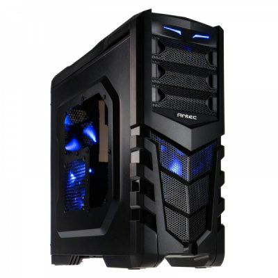 Ver Antec Gamers GX505 Window Blue