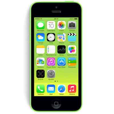 Apple Me502dna Iphone 5c 16gb Verdeme502 Promo
