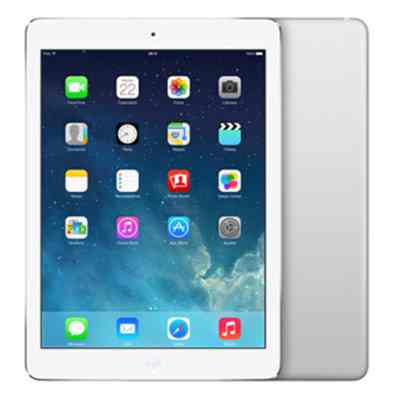 Apple Ipad Air 32gb Wifi Silver