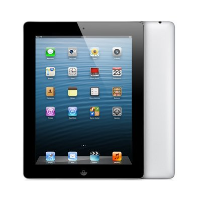 Apple Ipad Retina 128gb Dsolido Wifi 4g Negro
