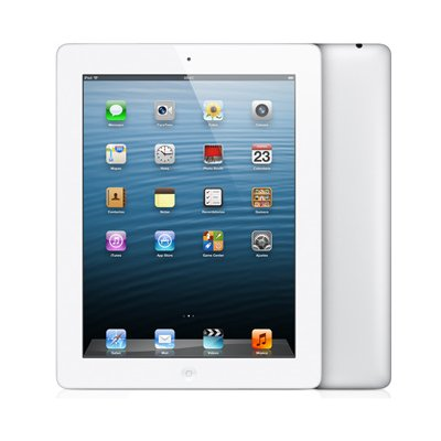 Apple Ipad Retina 128gb Disco Solido Wifi Blanco