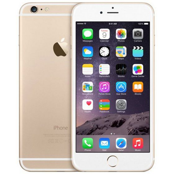 Ver Apple iPhone 6S 47 RetinaHD 128GB Oro