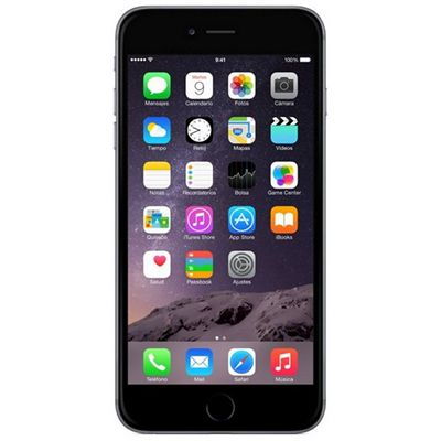 Ver Apple iPhone 6S Plus RetinaHD 32GB Gris Espac