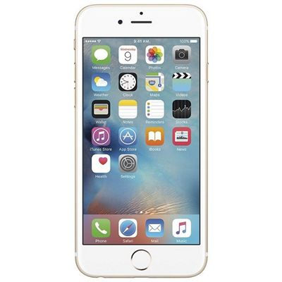 Ver Apple iPhone 6S Plus RetinaHD 32GB Oro
