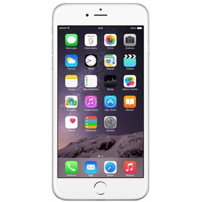 Apple iPhone 6S Plus RetinaHD 32GB Plata