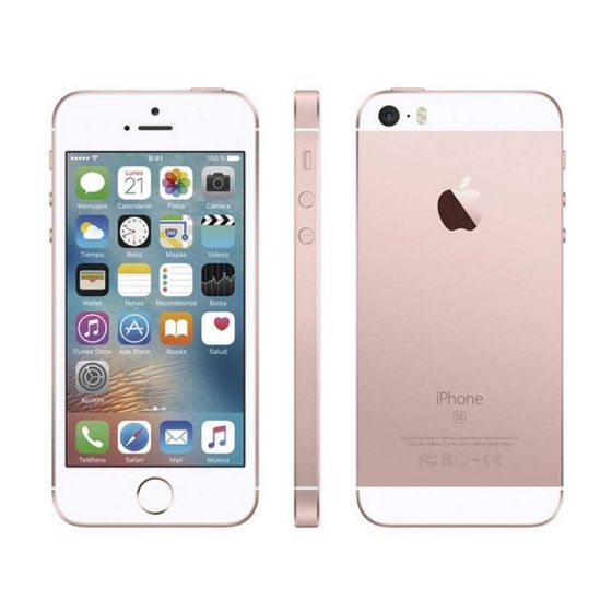 Ver Apple iPhone SE 4 Retina 16GB Oro Rosa