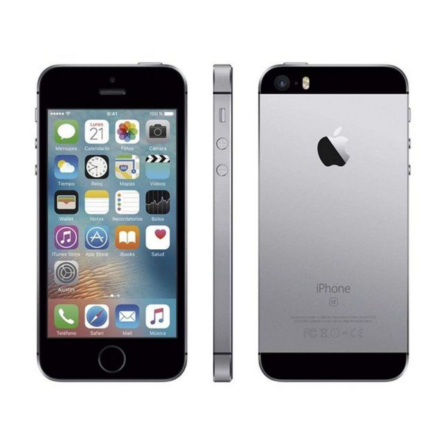 Ver Apple iPhone SE 4 Retina 32GB Gris Espacial
