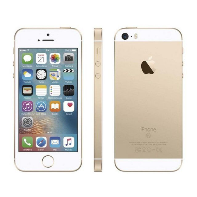 Ver Apple iPhone SE 4 Retina 32GB Oro