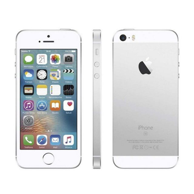 Ver Apple iPhone SE 4 Retina 32GB Plata