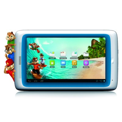 Archos Tablet Childpad 4gb 7 Plata