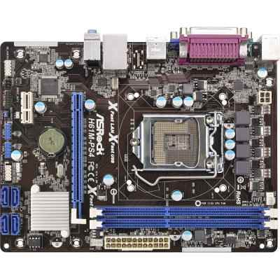 Asrock Placa Base H61m-ps4 Matx Lga1155