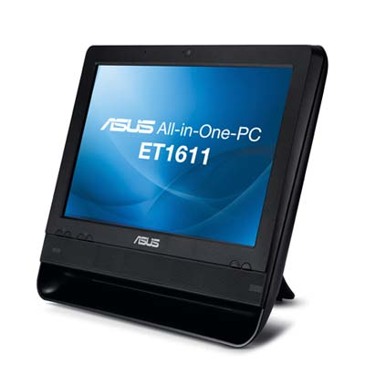 Asus Aio Et1611 D425 2gb 320gb Sin So 156 Negro