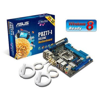 Asus Placa Base P8z77 I Deluxe