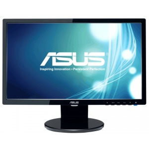 Asus Ve198s Monitor 185  Led 5ms Multimedia