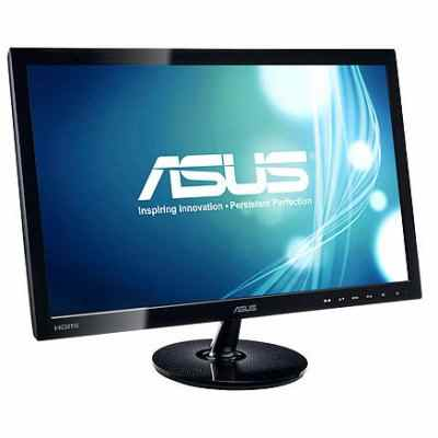 Asus Vs247n Monitor 236 Led 169 5m Fhd Hdmi Dvi