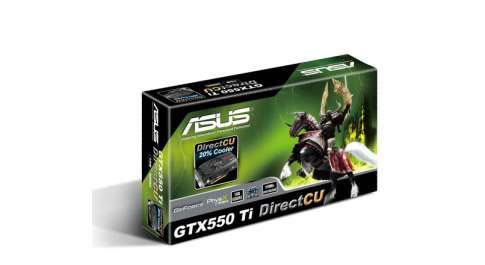 Asus Nvidia Geforce Gtx550 Ti 1gb Ddr5