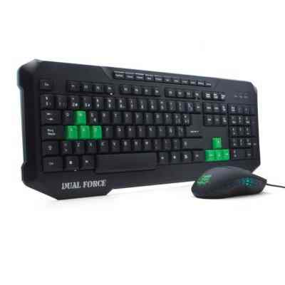 B Move Teclado Raton Bg Gaming Dual Force Ingles