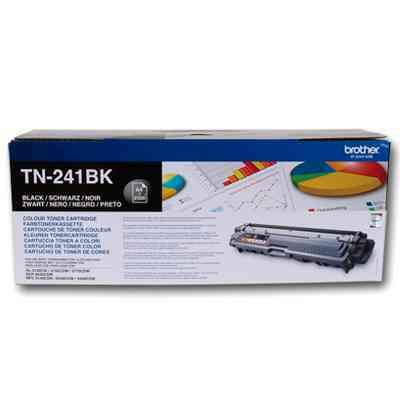 Ver BROTHER TN241BK Toner Negro   HL-3170CDW