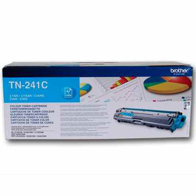 BROTHER TN241C Toner Cyan  HL-3170CDW