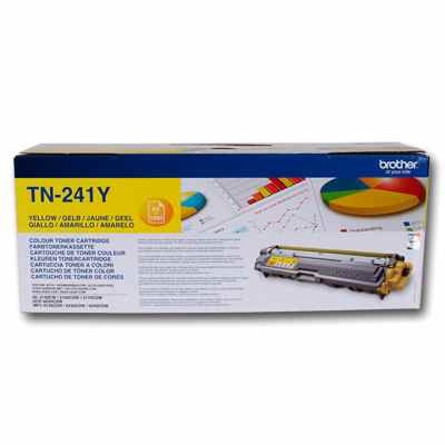 Ver BROTHER TN241Y Toner Yellow  HL-3170CDW