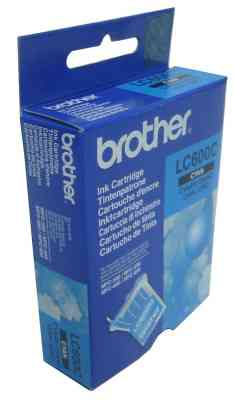 Ver BROTHER Cartucho Azul LC600C MFC-580