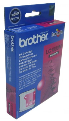 Ver BROTHER Cartucho Magenta DCP-130