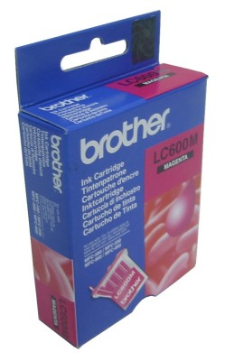 Brother Cartucho Magenta Lc600m Mfc-580