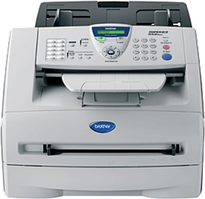 Brother Fax 2920 Laser