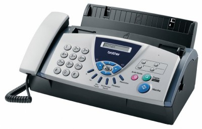 Brother Fax T106 Transferencia Sobre Papel Normal