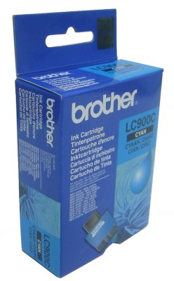 Ver BROTHER LC-900C Cartucho Cyan Fax 1840