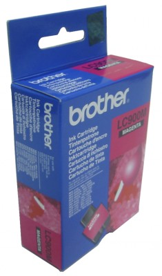 Brother Lc-900m Cartucho Magenta Fax 1840
