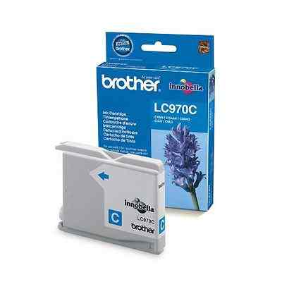 Ver BROTHER LC 970C Cartucho Cyan DCP13515023