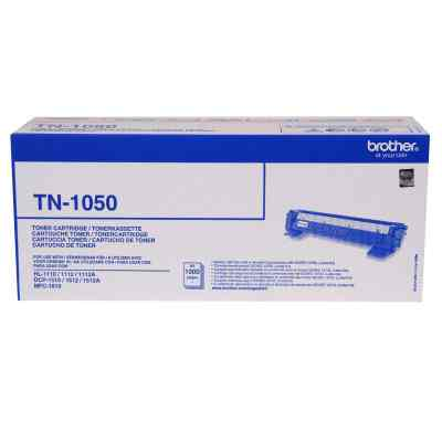 Ver BROTHER TN1050 Toner Negro DCP1510
