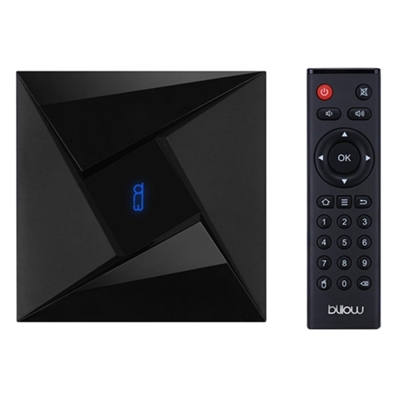 Billow MD10PRO Smart TV Android 3 32GB 4K BT