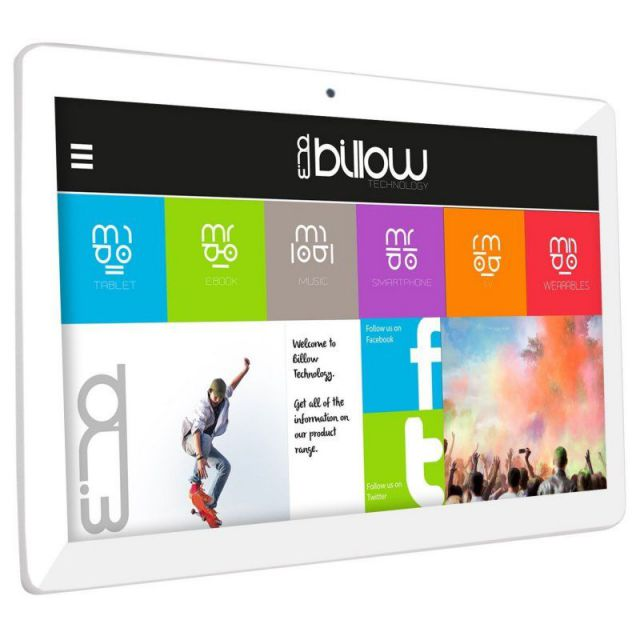 Ver Billow Tablet X101PRO Plata