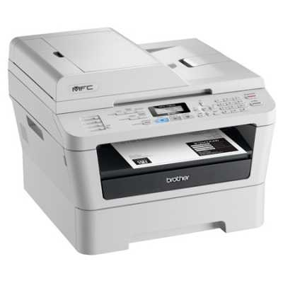 Brother Mfc-7360n 24ppm 32mb Usbred