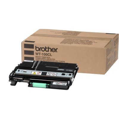 Ver Brother WT100CL Recipiente Toner Residual
