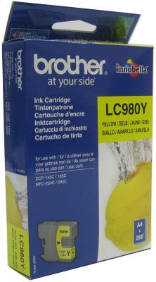 Ver Brother cartucho amarillo DCP145