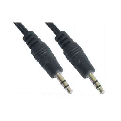 CABLE AUDIO ESTEREO 35MM 5M