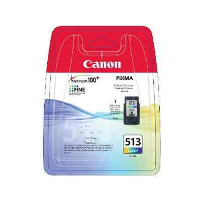Canon Cartucho Cl 513 Color Ip2700mp230 Blister
