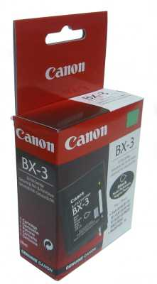 Canon Cartucho Negro Bx-3 Multifuncion-10