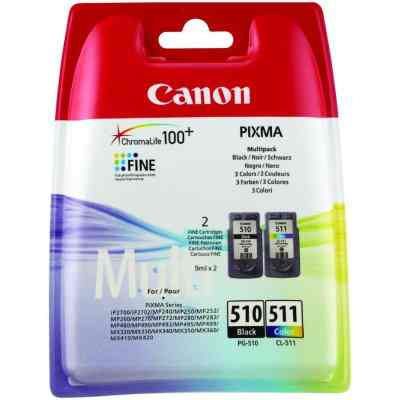CANON Cartucho PG510CL511 MultiPack