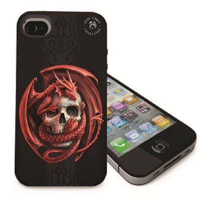 Ckp As-co3705 Carcasa Iphone 44s Skull Embrace