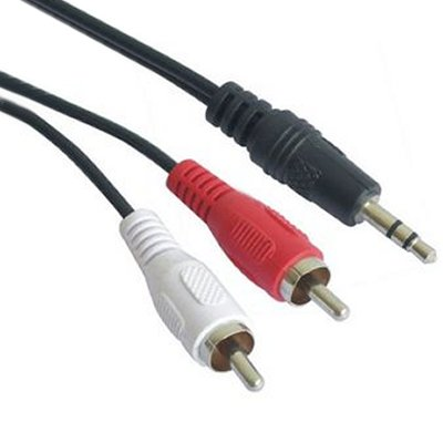 Cable Rca Extension 2xrcam-2xrcah 10 Metros